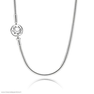 Pandora Essence Collection Silver Necklace